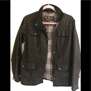 Women's Barbour jacket, size 8